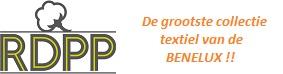 RDPP De grootste collectie textiel van de Benelux!