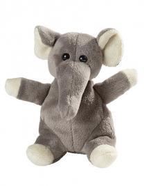 Plush Elephant Wolle