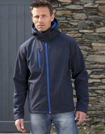 Mens TX Performance Hooded Soft Shell