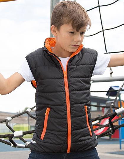 Youth Soft Padded Bodywarmer